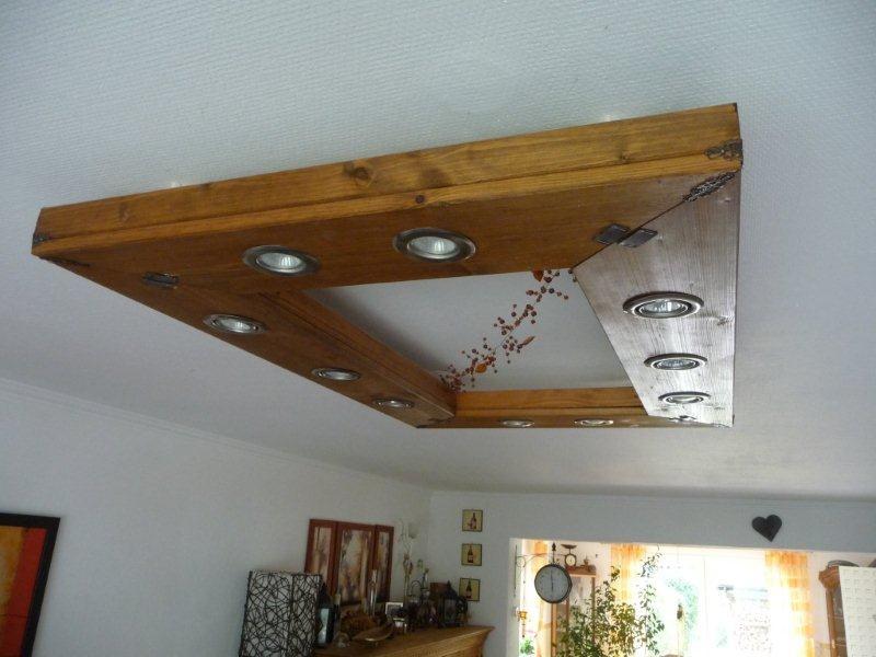 Deckenlampe Wohnzimmer Bauanleitung Zum Selberbauen 1 2 Do Com