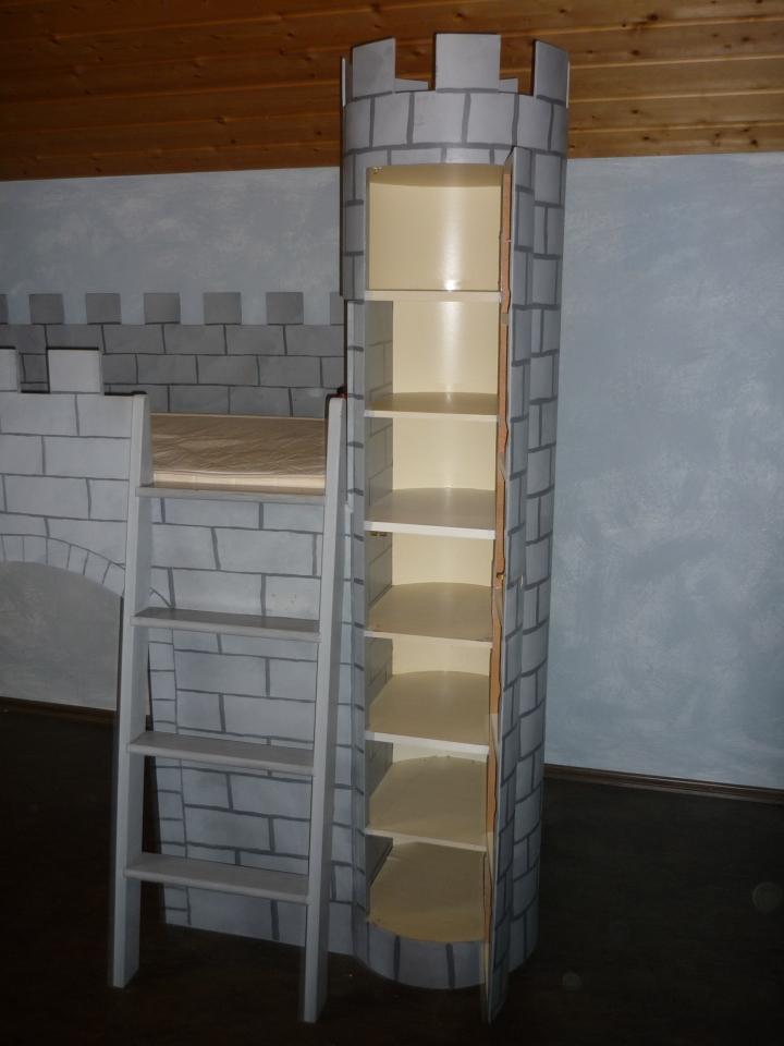 Unsere Selbstgebaute Ritterburg Bauanleitung Zum