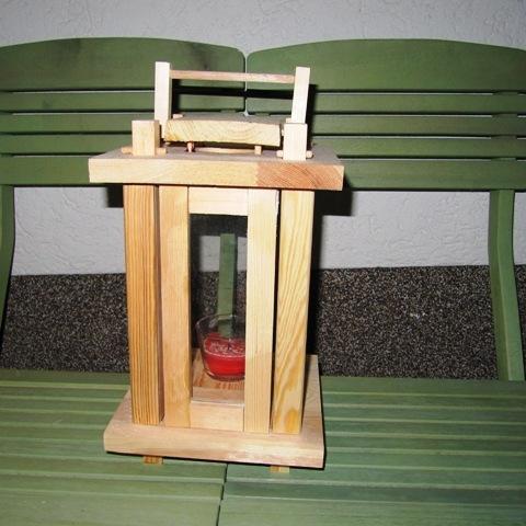 Holzlaterne Bauanleitung Zum Selberbauen 1 2 Docom Deine