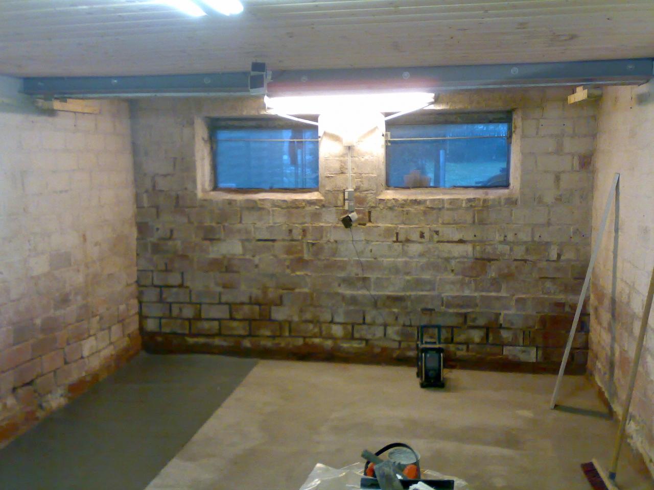 Fußboden Neu Gießen ~ Werkstatt boden neu betonieren bauanleitung zum selberbauen 1 2