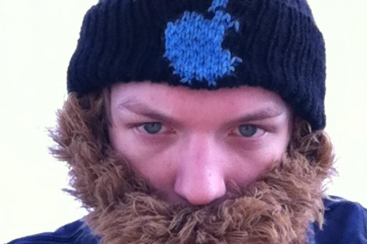 Coole Bartmütze Für Kaltes Winterwetter Bauanleitung Zum