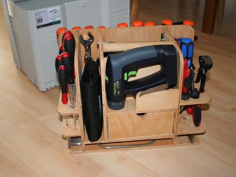 Werkzeugkisteneinsatz f r einen gro en systainer - Einsatz in 4 wanden ideen ...
