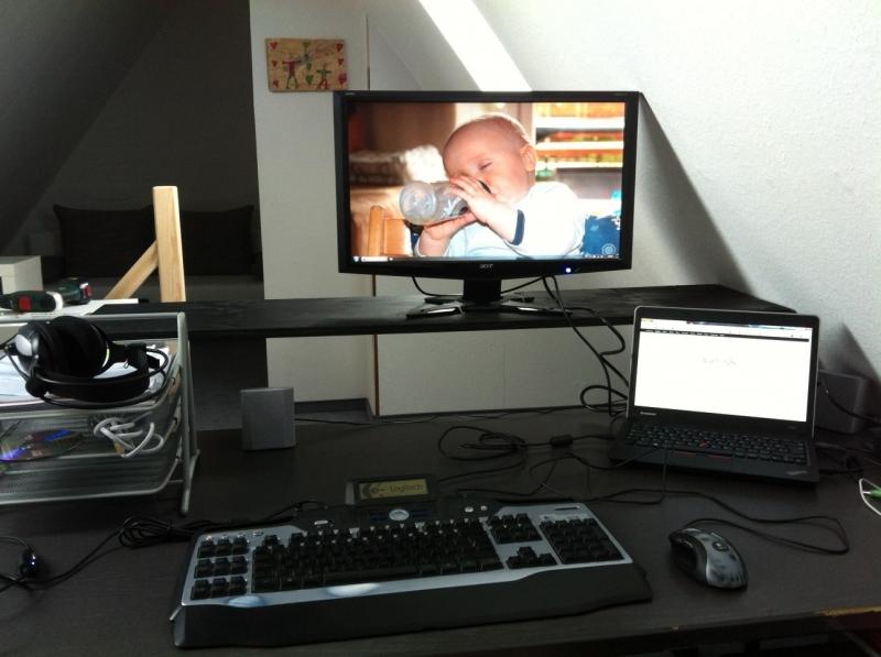 Turbo Erweiterung für den Schreibtisch - Bauanleitung zum Selberbauen YN68