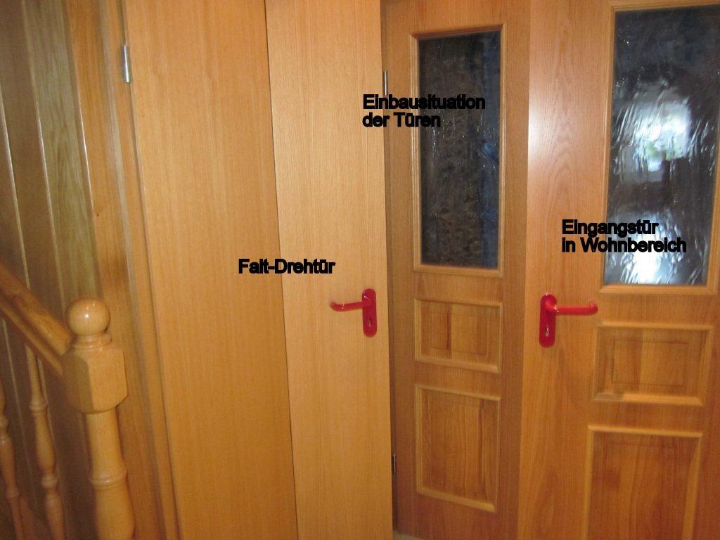 Umbau einer Zimmertür zu einer Klappdrehtür - Bauanleitung ...