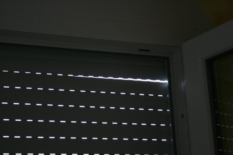Hervorragend Defekte Rolladenlamelle(n) wechseln - Bauanleitung zum Selberbauen HJ37