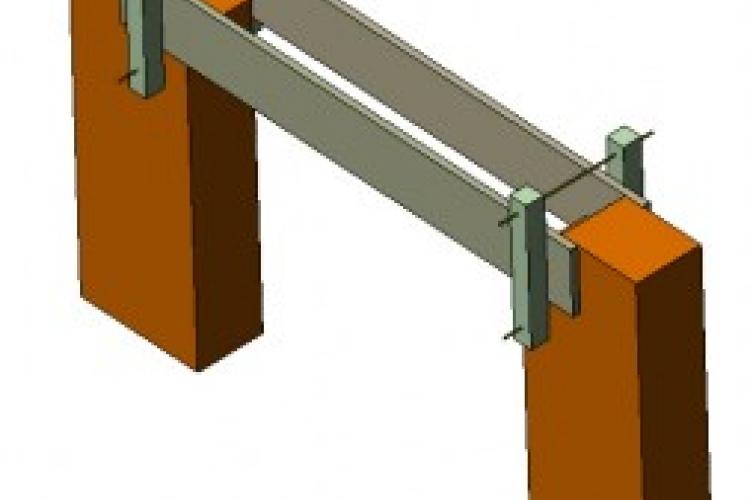 anleitung zum richtigen einschalen eines betonsturzes bauanleitung zum selberbauen 1 2 do. Black Bedroom Furniture Sets. Home Design Ideas