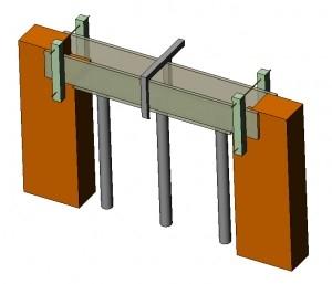 Häufig Anleitung zum richtigen Einschalen eines Betonsturzes MD62