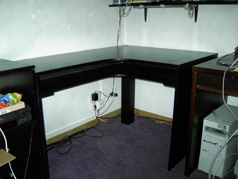 Gut gemocht Computertisch - Bauanleitung zum Selberbauen - 1-2-do.com - Deine HS52