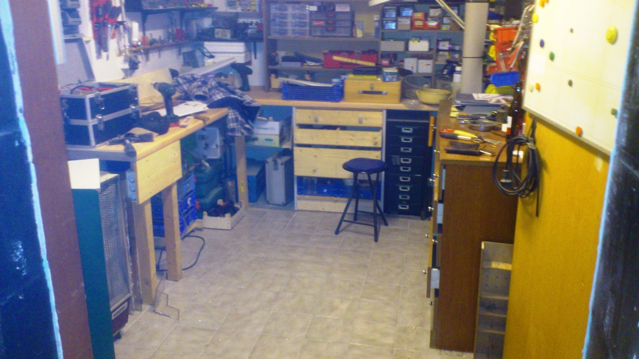 Fußboden Osb Xh ~ Vergrößerung und umbau meiner werkstatt bauanleitung zum