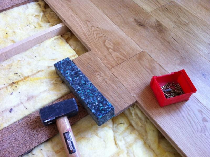 massivholzdielen im altbau verlegen bauanleitung zum selberbauen 1 2 deine. Black Bedroom Furniture Sets. Home Design Ideas