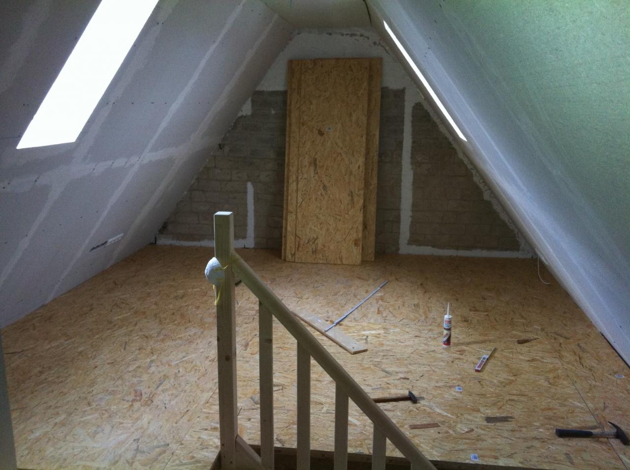 Inspirierend Dachboden Ausbauen Treppe Referenz Von Ausbau - Bauanleitung Zum Selberbauen - 1-2-doreview
