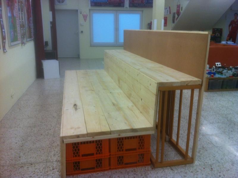 mini stadion f r zuhause bauanleitung zum selberbauen 1 2 deine heimwerker community. Black Bedroom Furniture Sets. Home Design Ideas