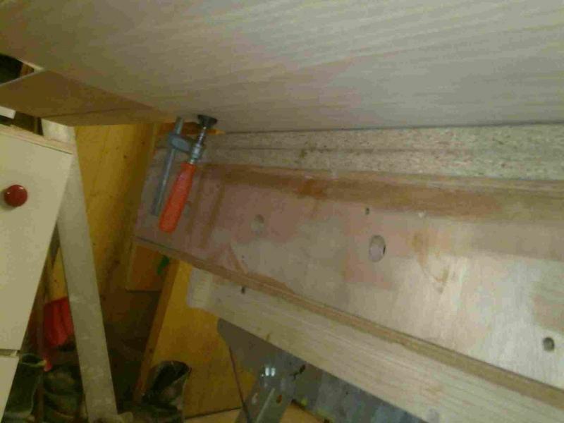 f hrungsschiene f r die handkreiss ge bauanleitung zum selberbauen 1 2 deine. Black Bedroom Furniture Sets. Home Design Ideas