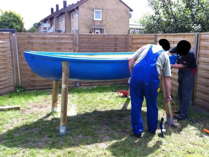 Klettergerüst Boot : Klettergerüst spielturm ebay kleinanzeigen