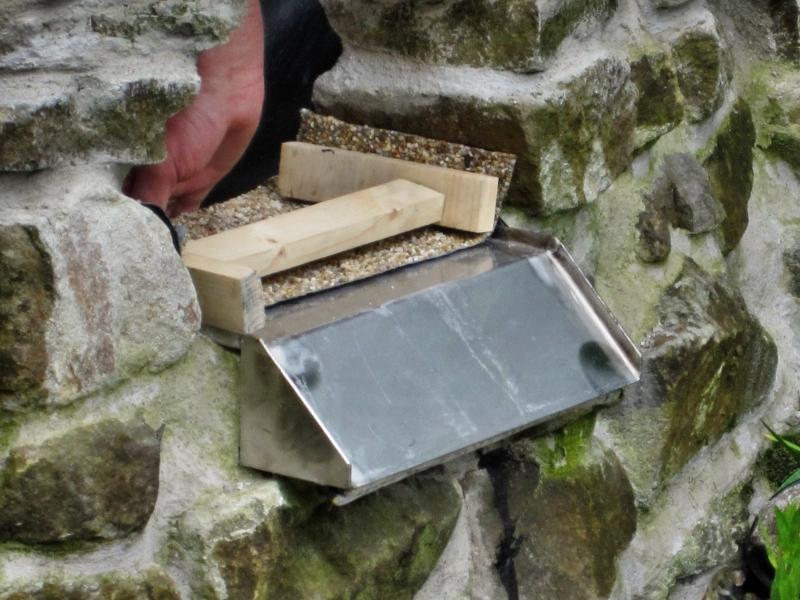 Gartenteich das letzte gr ere bauprojekt ist for Bruchsteine teich