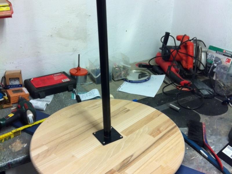 t pferscheibe mit fu oder handantrieb bauanleitung zum selberbauen 1 2 deine. Black Bedroom Furniture Sets. Home Design Ideas
