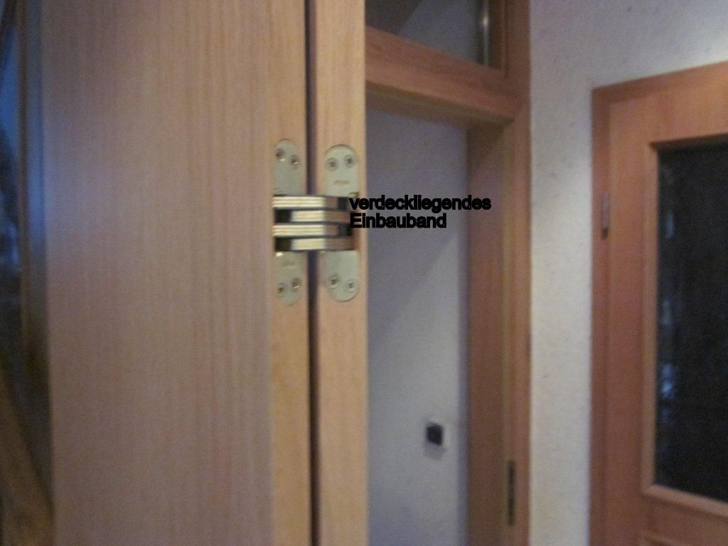 Umbau einer Zimmertür zu einer Klappdrehtür - Bauanleitung zum ...