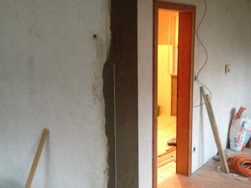 Vom alten Türrahmen zum modernen Durchgang - Bauanleitung zum ...