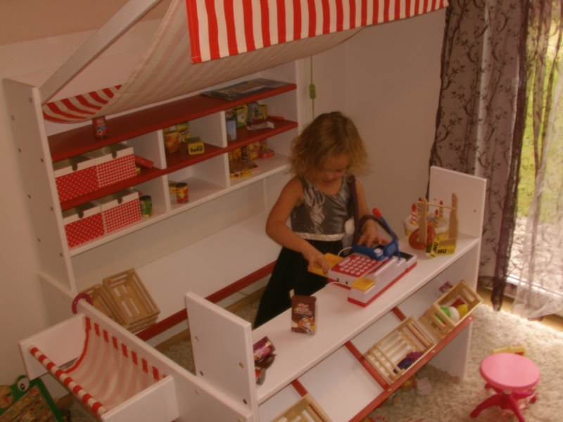 kaufladen kinder holz selber bauen wohn design. Black Bedroom Furniture Sets. Home Design Ideas