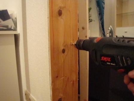 Schliessen Eines Wanddurchbruchs Bauanleitung Zum Selberbauen 1 2