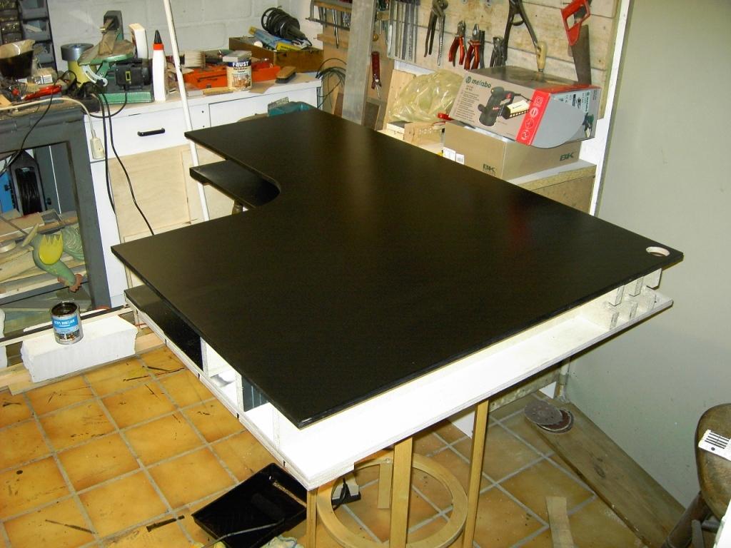 Sehr Computertisch - Bauanleitung zum Selberbauen - 1-2-do.com - Deine MR25