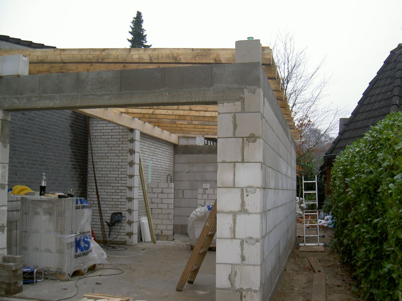 Garage Mauern Garage Aus Holz Bauen 2020 05 11