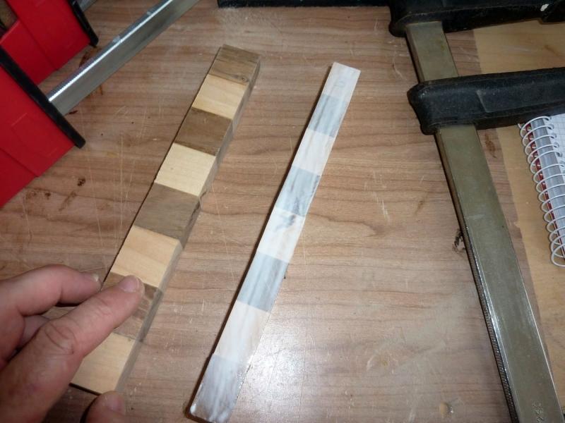 ein schachbrett mit der tischkreiss ge bauanleitung zum selberbauen 1 2 deine. Black Bedroom Furniture Sets. Home Design Ideas