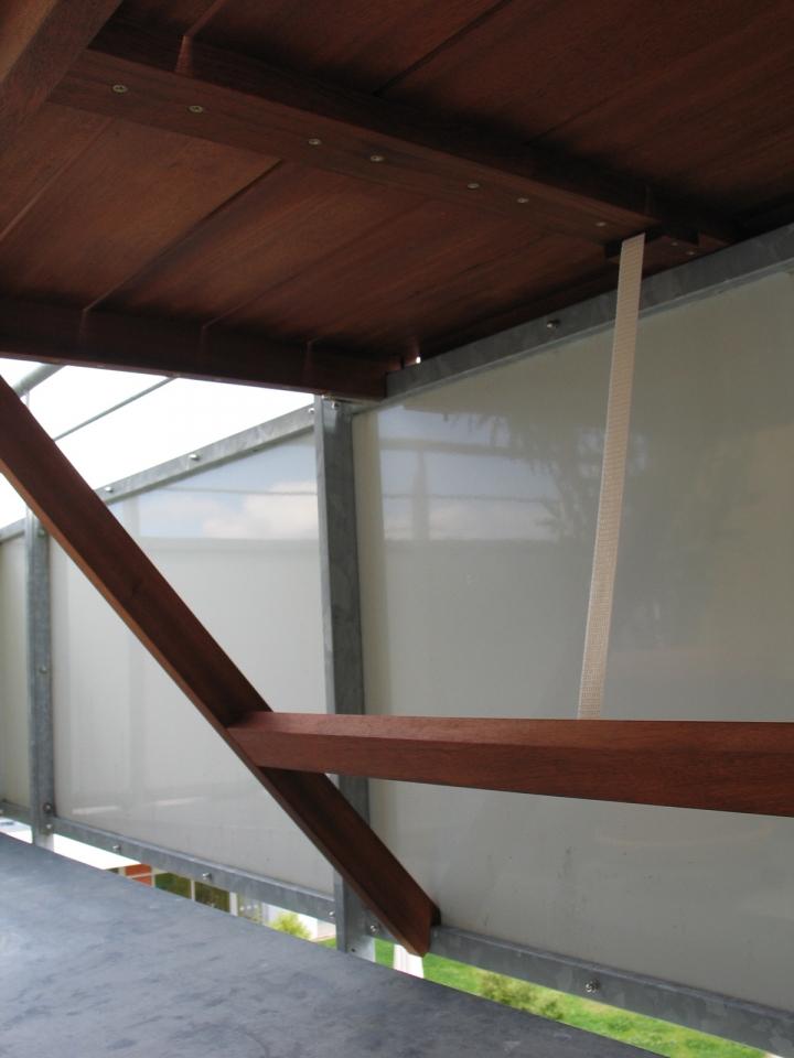 Klapptisch Für Den Balkon Bauanleitung Zum Selberbauen 1