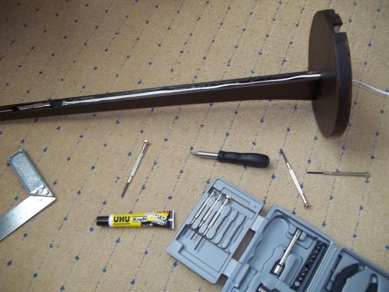 led stehlampe marke eigenbau bauanleitung zum selberbauen 1 2 deine heimwerker. Black Bedroom Furniture Sets. Home Design Ideas