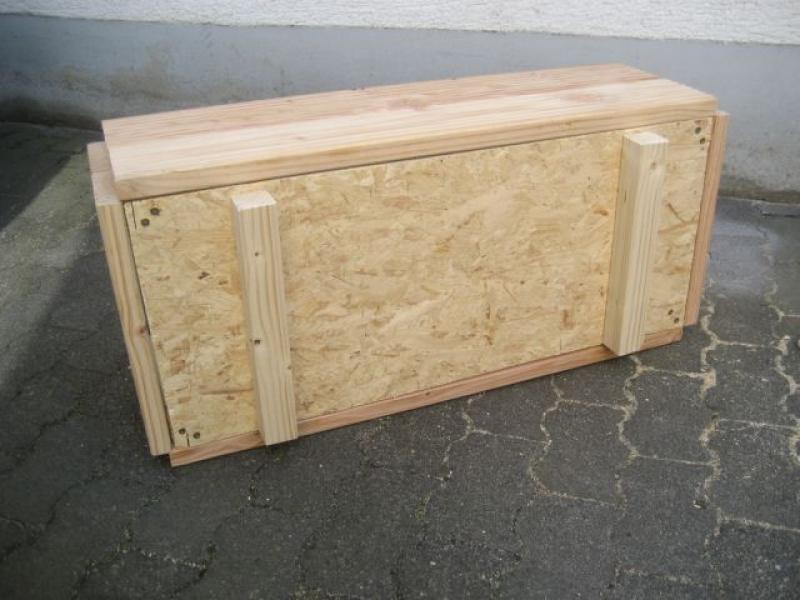 Blumenkasten aus terrassenholz bauanleitung zum selberbauen 1 2 deine heimwerker - Blumenkasten bauen ...