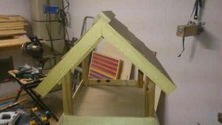 Einfaches Vogelfutterhaus Bauanleitung Zum Selberbauen 1 2 Do