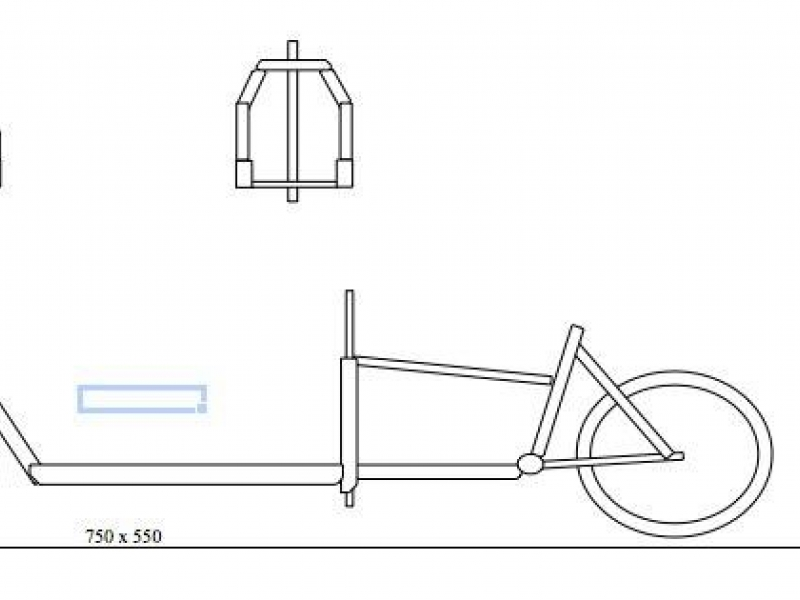 unser lastenrad ersetzt das auto bauanleitung zum. Black Bedroom Furniture Sets. Home Design Ideas
