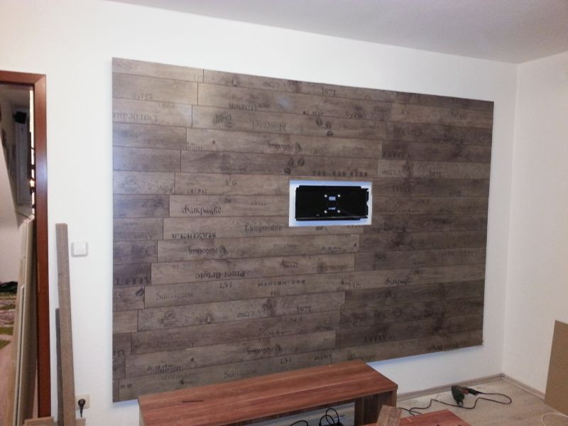 Wohnwand Tv Wand Selbst Gebaut Teil 1 Bauanleitung Zum