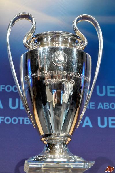 Champions League Pokal Aus Pappmaché Bauanleitung Zum