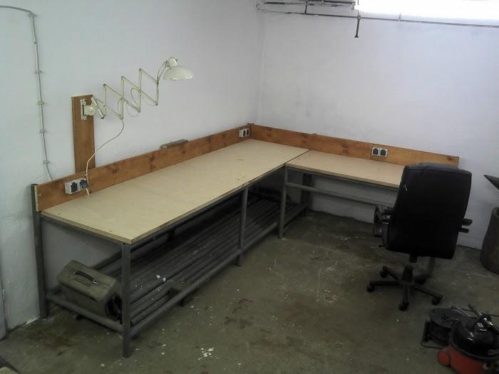grosse stabile werkbank bauanleitung zum selberbauen 1 2 deine heimwerker community. Black Bedroom Furniture Sets. Home Design Ideas