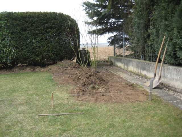 Hochbeet Aus Pflanzsteinen Bims Bauanleitung Zum Selberbauen 1
