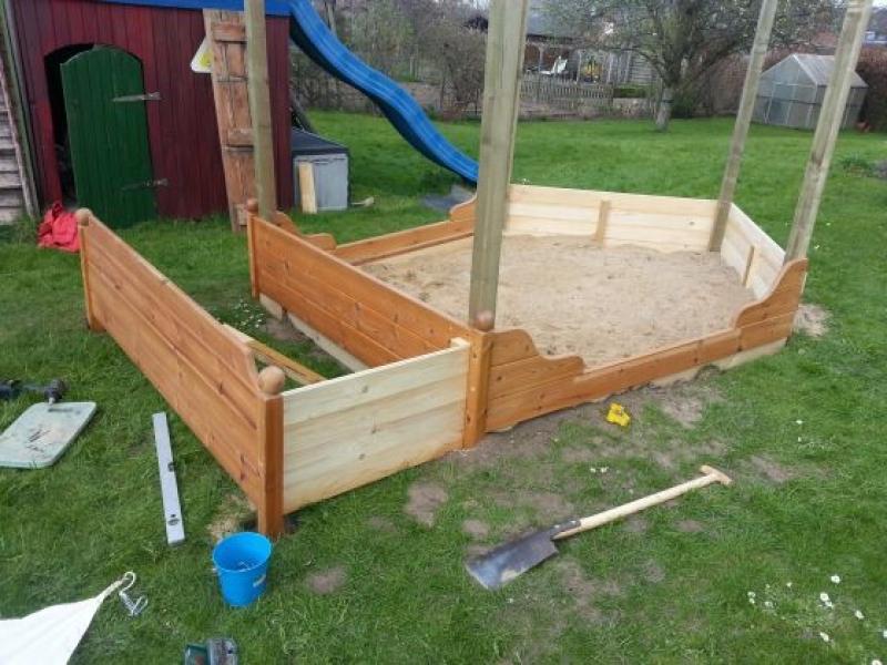 kinderspielplatz bauanleitung zum selberbauen 1 2 deine heimwerker community. Black Bedroom Furniture Sets. Home Design Ideas