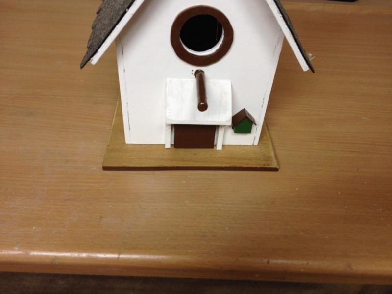 2 x Nistkästen für die Vögel,Super-Set Nistkasten,Vogelhaus aus HOLZ BB-2