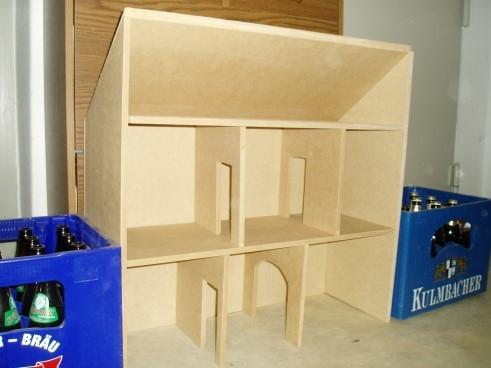 puppenhaus bauanleitung zum selberbauen 1 2. Black Bedroom Furniture Sets. Home Design Ideas