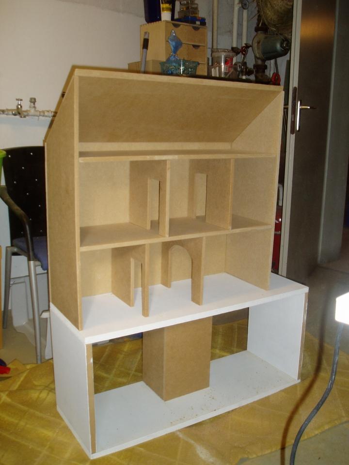 Puppenhaus Bauanleitung Zum Selberbauen 1 2 Docom Deine