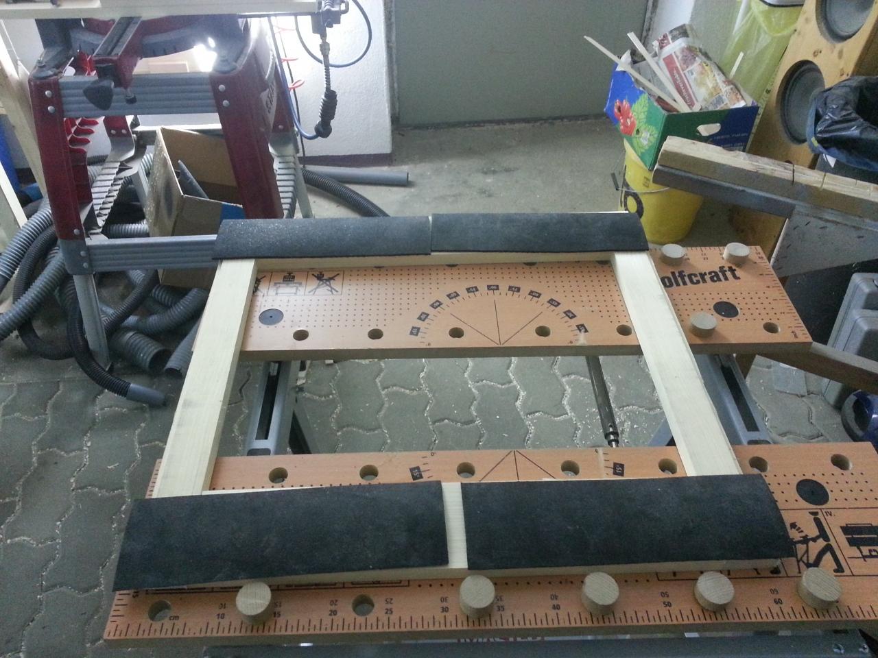 Herstellung Einer Waschmaschinen Trockner Saule Bauanleitung Zum