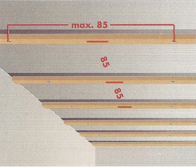 Hervorragend Decken verkleiden - Auf die Unterkonstruktion kommt es an MQ46