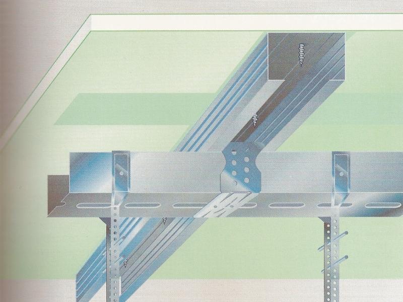 Rigips decke abhngen anleitung interesting unterdecke - Zimmerdecke abhangen anleitung ...