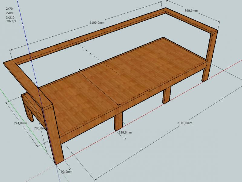 gartenlounge bauanleitung zum selberbauen 1 2 deine heimwerker community. Black Bedroom Furniture Sets. Home Design Ideas