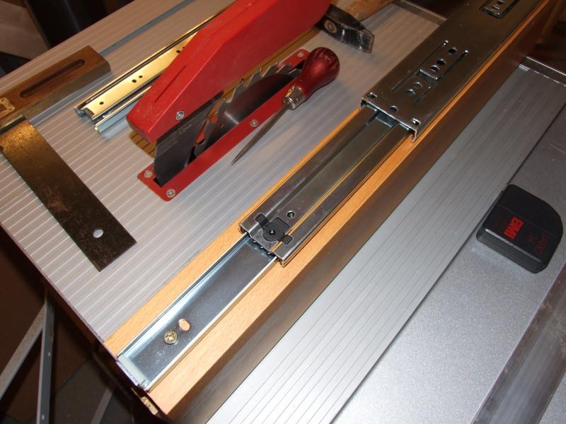 ausziehbarer tisch unter der k chenarbeitsplatte bauanleitung zum selberbauen 1 2. Black Bedroom Furniture Sets. Home Design Ideas