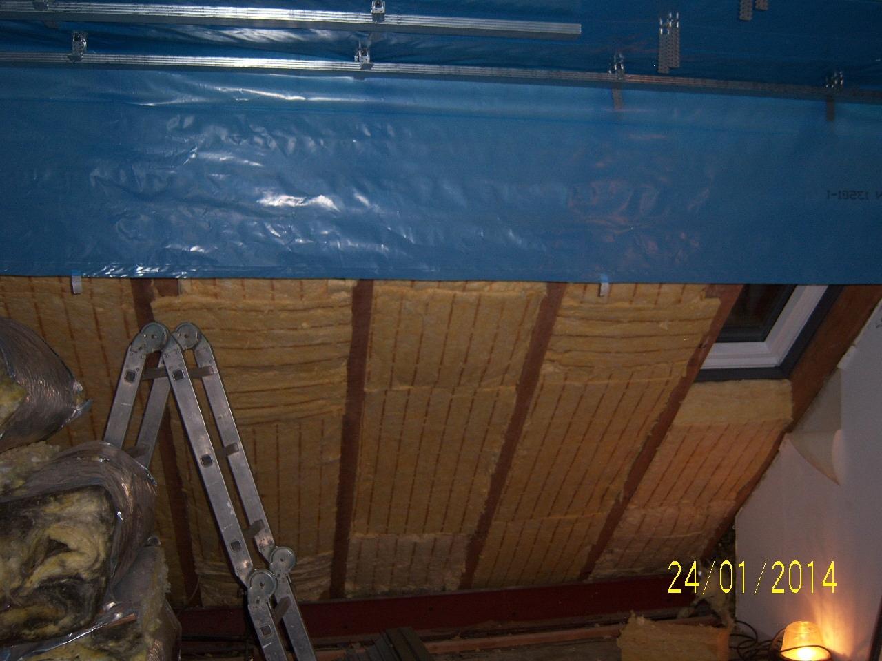 sanierung dachgeschoss mit selbstgebauter beleuchtung - bauanleitung