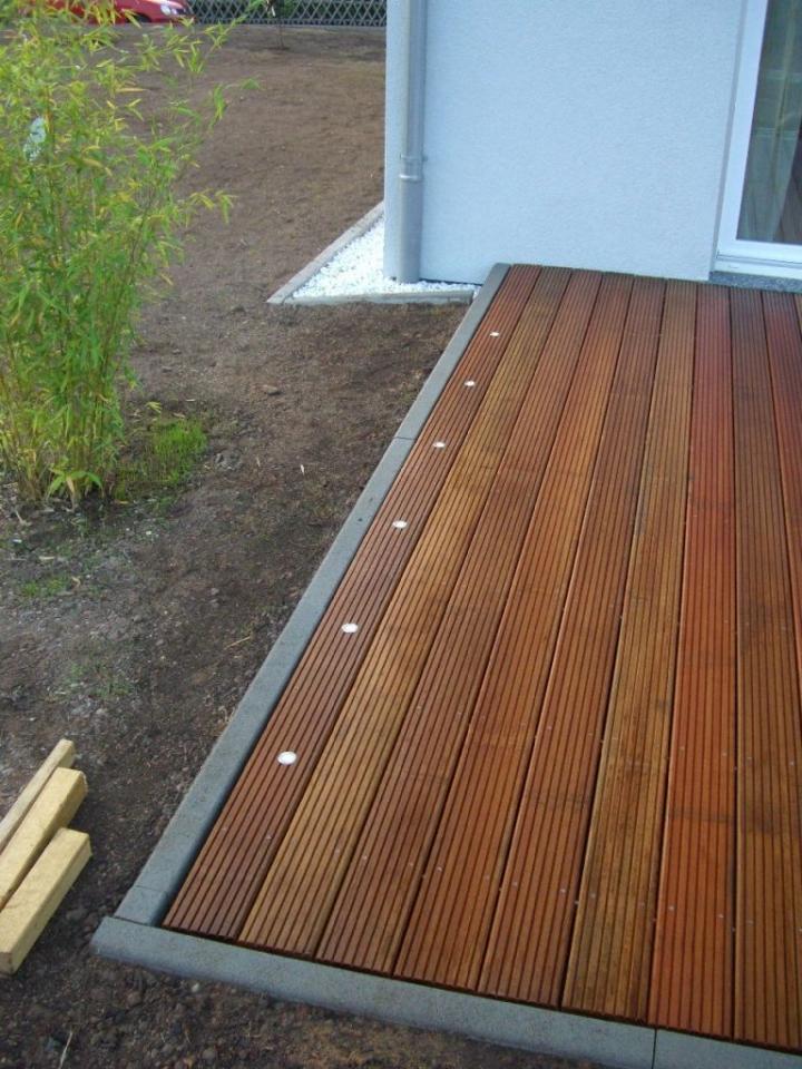 Bau Einer Holzterrasse Bauanleitung Zum Selberbauen 1 2 Do Com