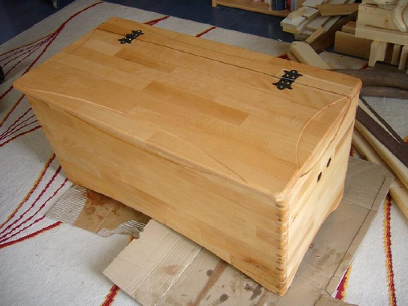truhe aus buche bauanleitung zum selberbauen 1 2 deine heimwerker community. Black Bedroom Furniture Sets. Home Design Ideas