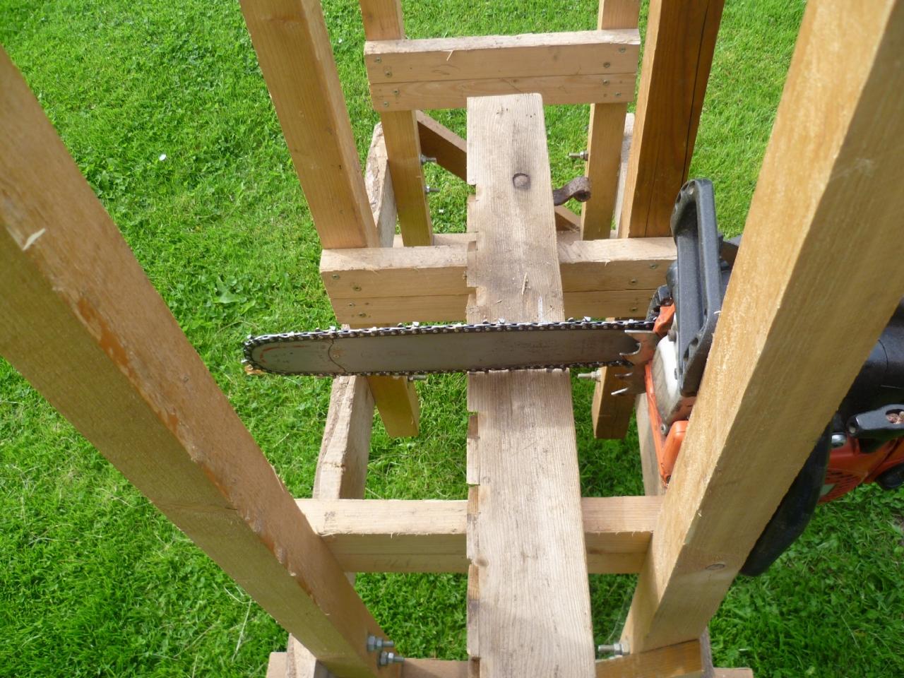 holzsägebock - bauanleitung zum selberbauen - 1-2-do - deine