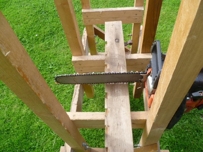 Lieblings Holzsägebock - Bauanleitung zum Selberbauen - 1-2-do.com - Deine #YS_31